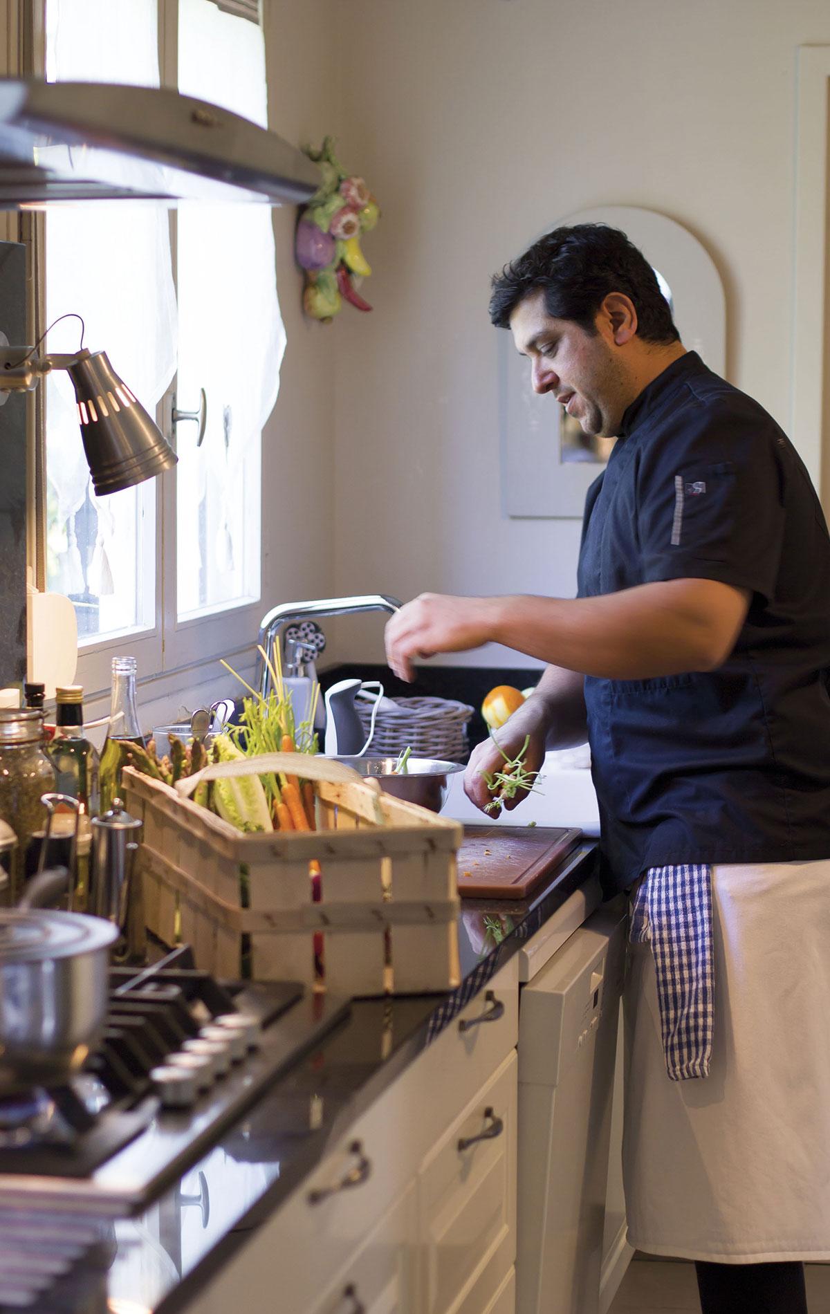 cuisine maison produits frais et de saison