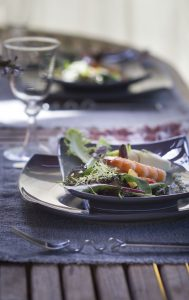 Service à table cuisine sur mesure
